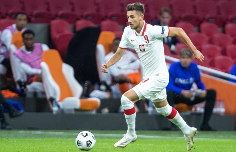 04.09.2020 Holandia , Amsterdam Liga Narodow mecz Holandia - Polska