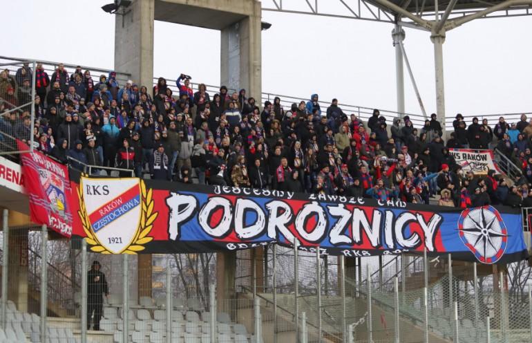 23.11.2019 Korona Kielce - Raków Częstochowa