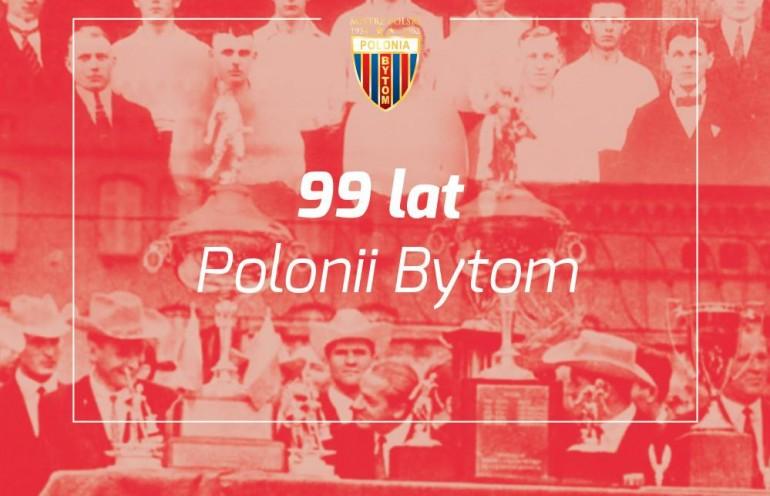 99. urodziny bytomskiej Polonii