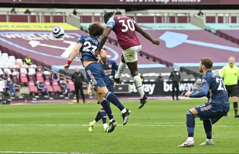 Antonio WHU Arsenal