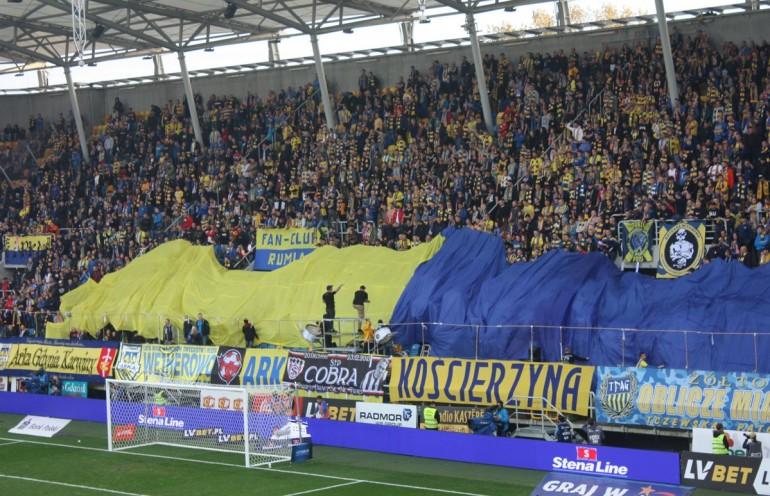 Arka Gdynia - Lechia Gdańsk 2019-10-21