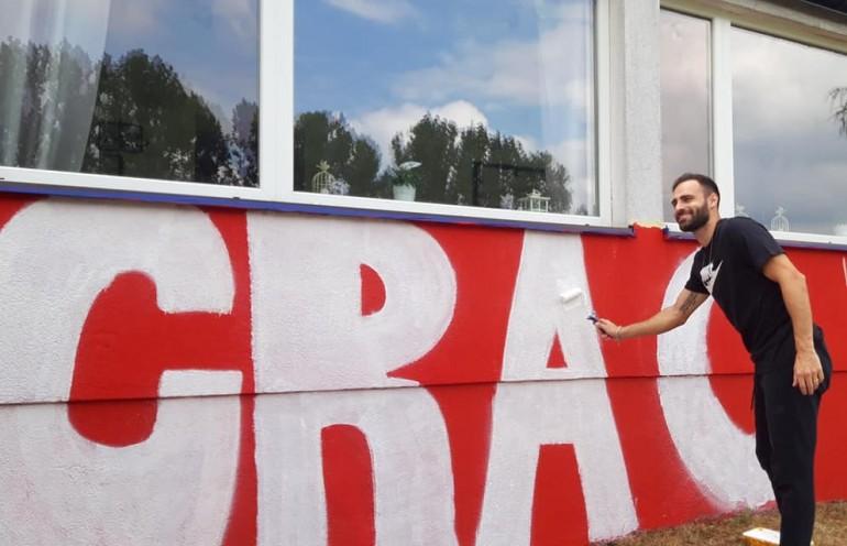 baza treningowa Cracovii przy ulicy Wielickiej w Krakowie