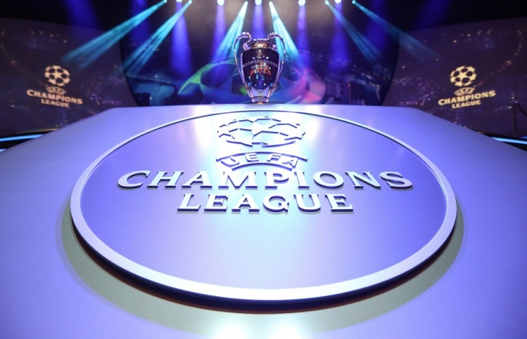 Champions League Cup