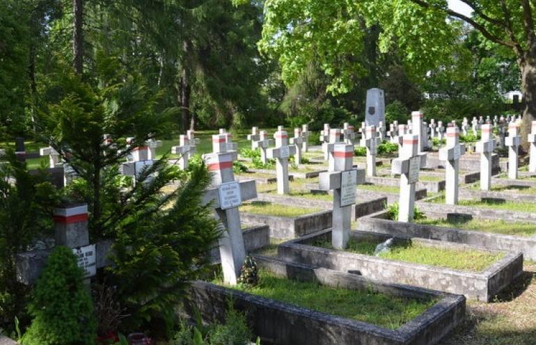 Cmentarz Partyzancki w Kielcach