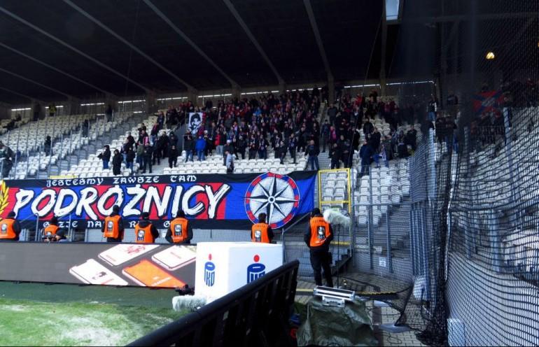 Cracovia - Raków Częstochowa 2019-12-08