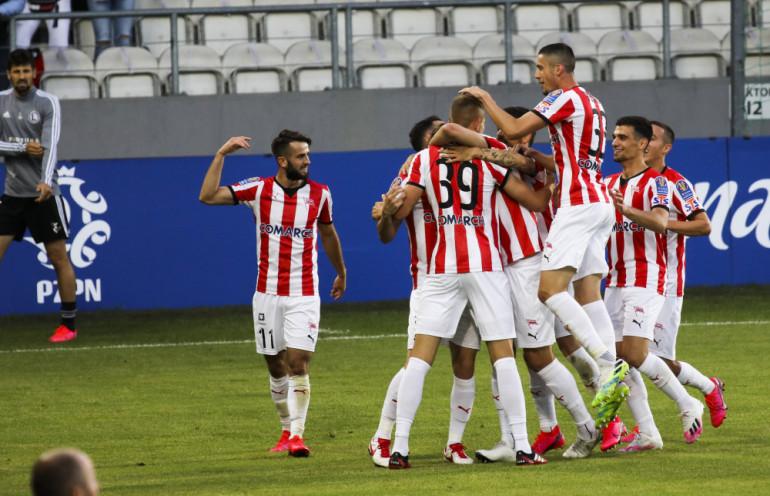 Cracovia rozbiła Legię w półfinale Pucharu Polski
