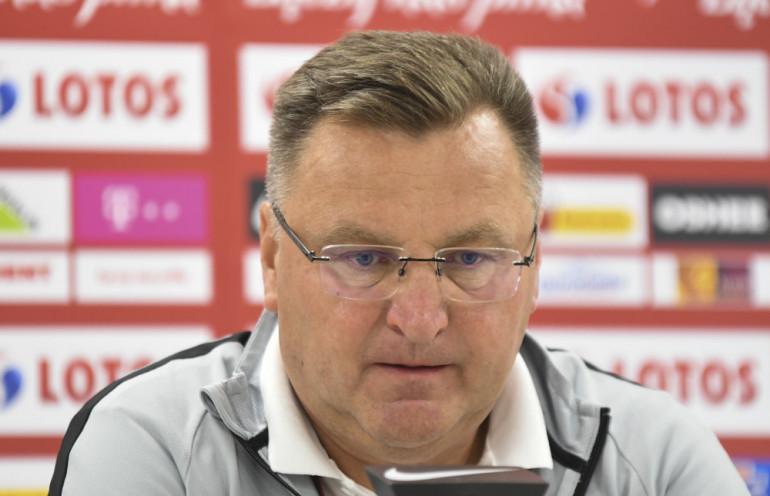 Czesław Michniewicz - selekcjoner kadry Polski U-21