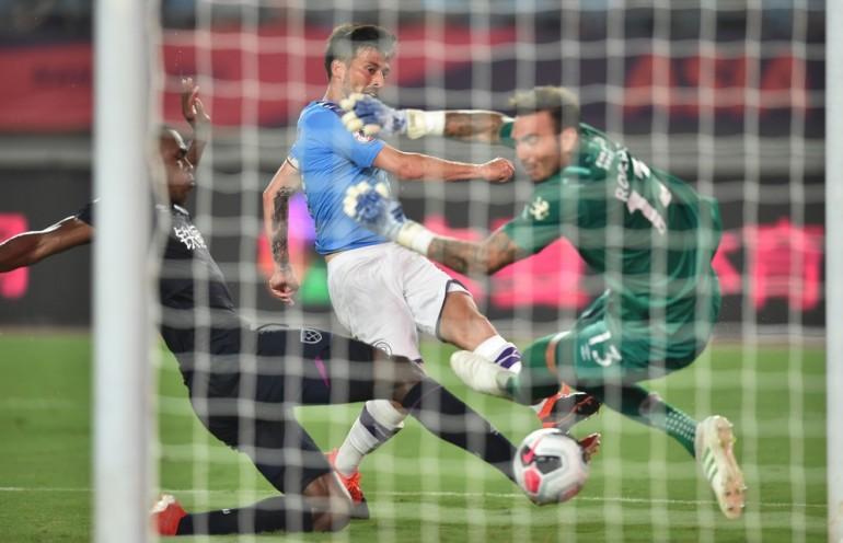 David Silva gol