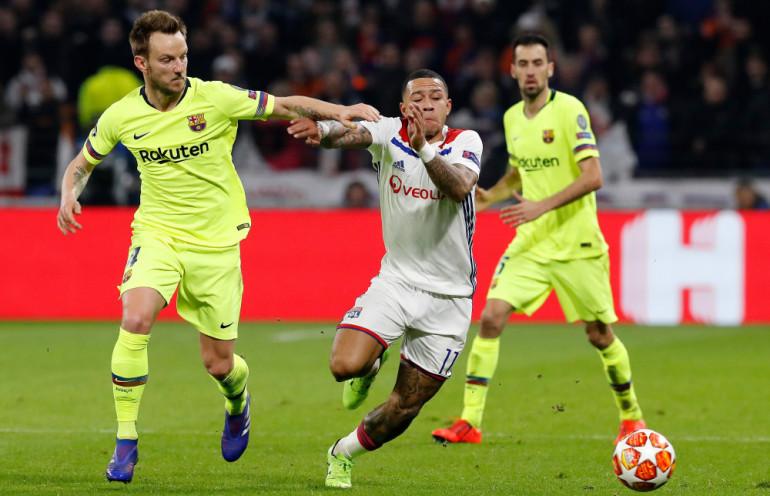 depay vs barcelona