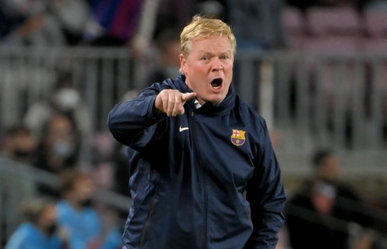 Dnia Koemana na Camp Nou policzone
