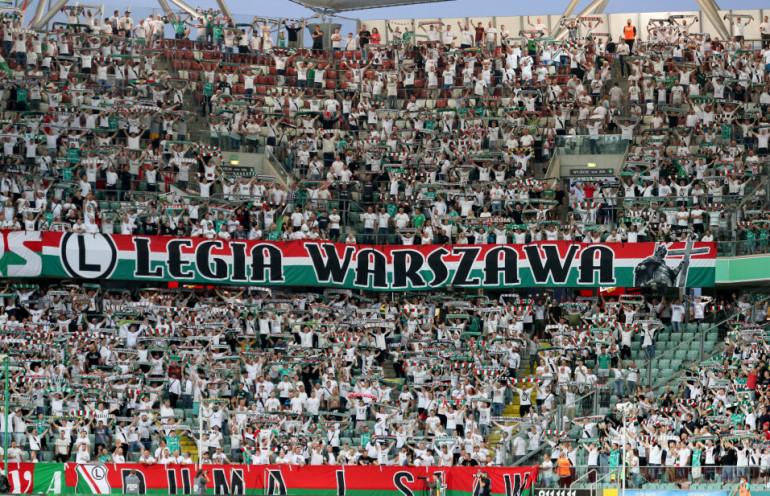 El. LM Legia Warszawa - FC Flora Tallin
