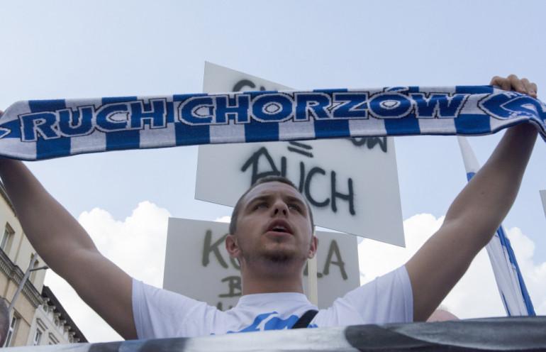 Fani Ruchu wspierają klub finansowo