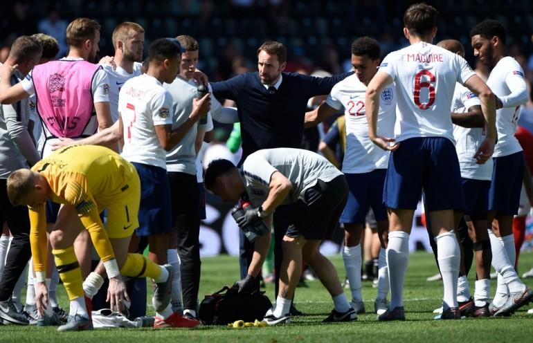 Gareth Southgate reprezentacja Anglii