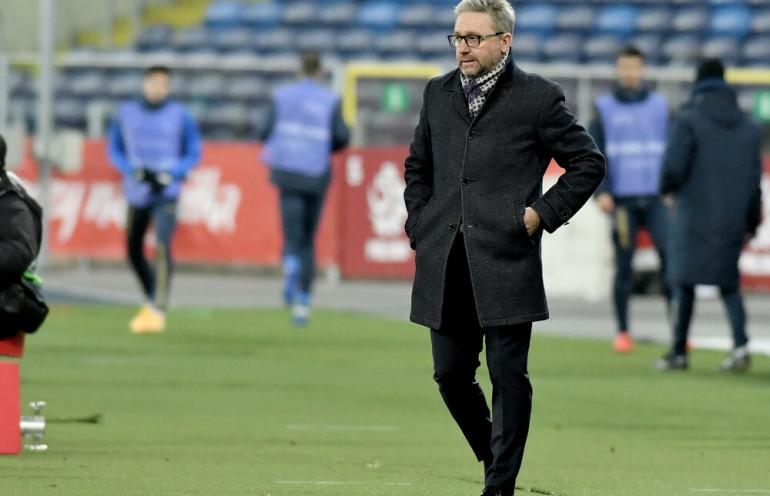 Jerzy Brzęczek nie jest już selekcjonerem reprezentacji Polski