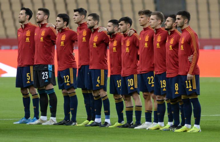 kadra hiszpanii euro