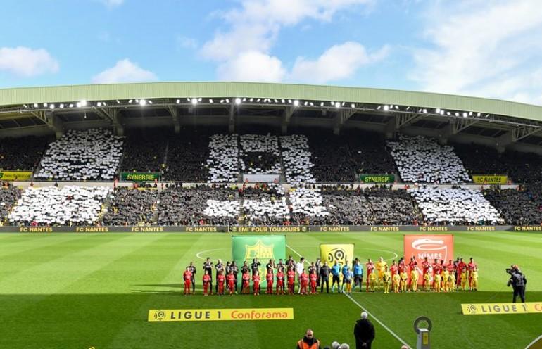 Kibice FC Nantes