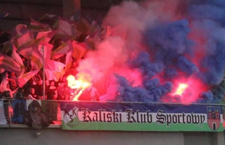Kibice KKS-u Kalisz