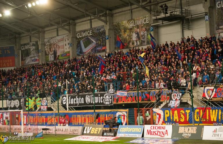 Kibice Piasta Gliwice