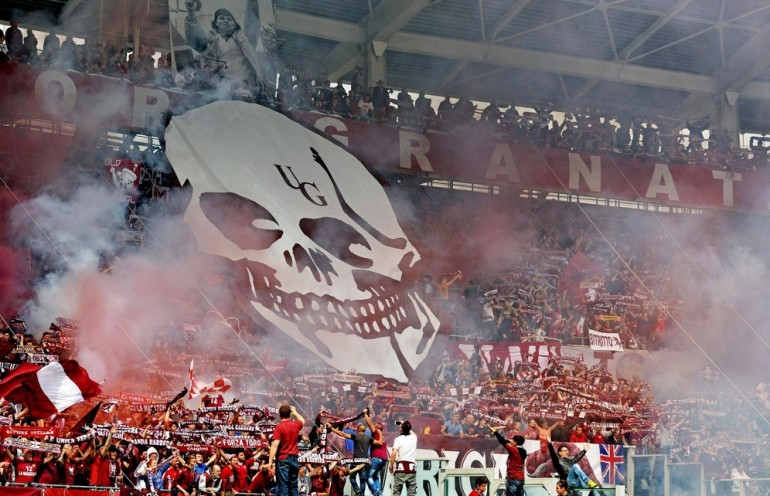 Kibice Torino