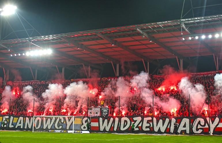 Kibice Widzewa Łódź
