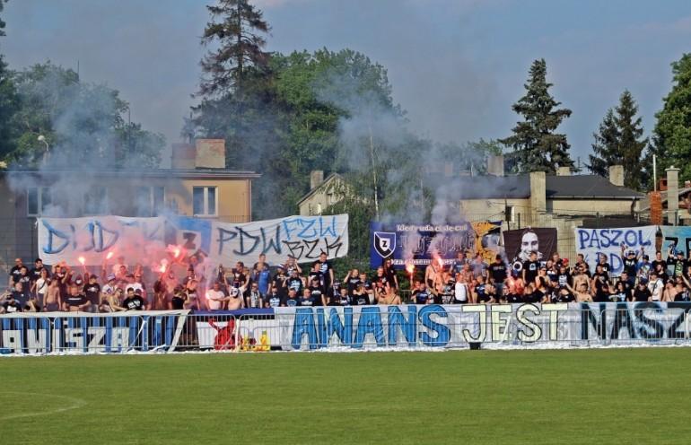 Kibice Zawiszy Bydgoszcz