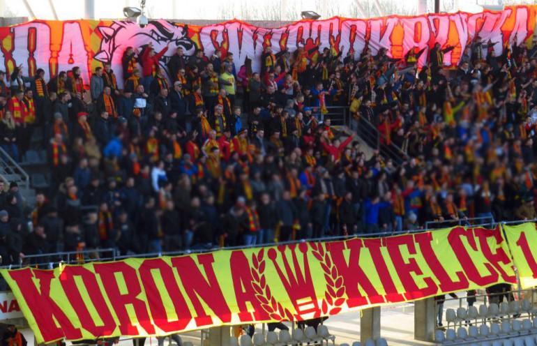 Korona Kielce - Górnik Zabrze 2020-02-08