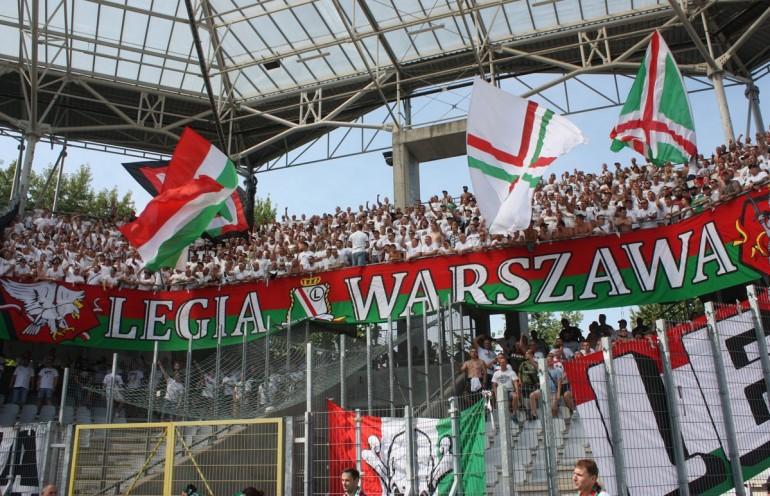 Korona Kielce - Legia Warszawa 2019-08-03