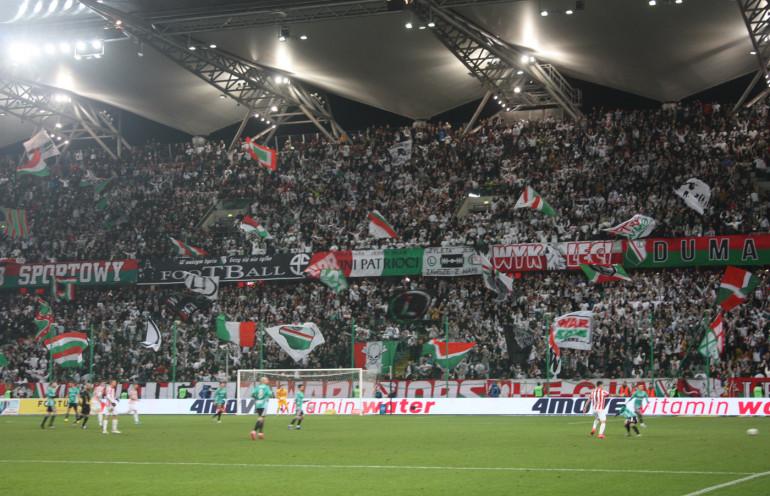 Legia Warszawa - Cracovia  2020-02-29