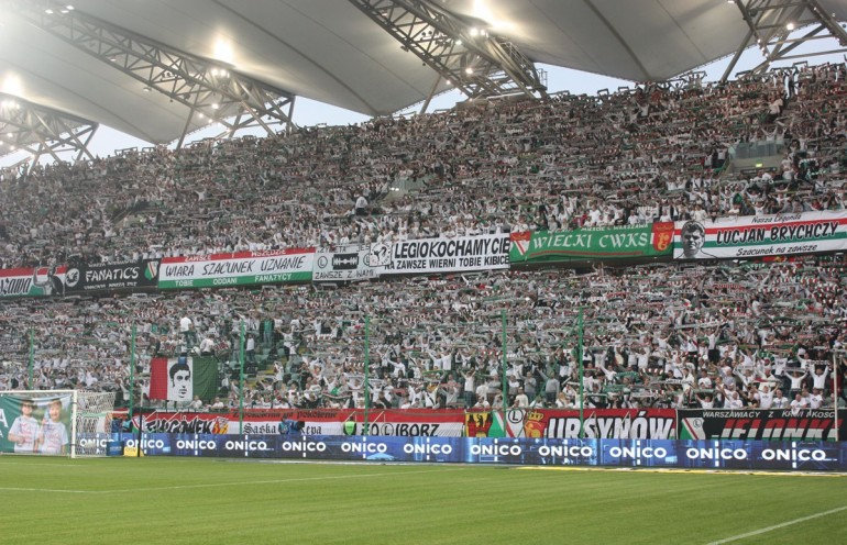 Legia Warszawa - Lech Poznań 2019-10-19