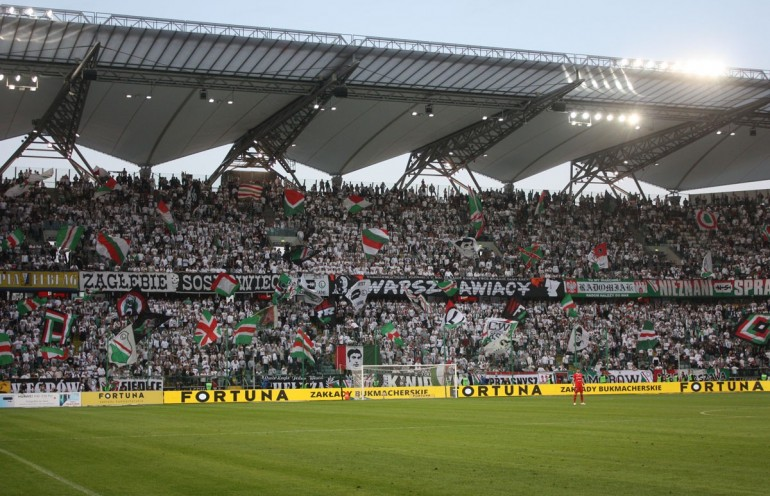 Legia Warszawa - Lechia Gdańsk 2019-09-28