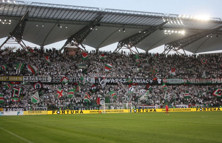 Legia Warszawa - Lechia Gdańsk 28.09.2019