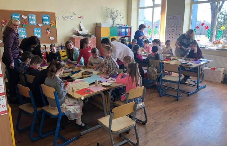 Legioniści we współpracy ze środowiskiem patriotycznym wsparli rodaków na Wileńszczyźnie
