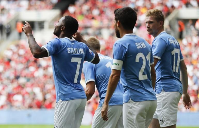 Manchester City Angielska Tarcza Wspólnoty