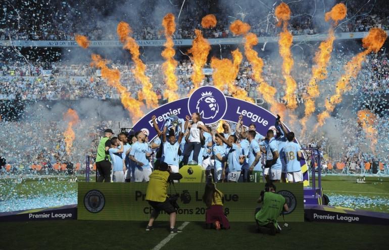 Manchester City Mistrzostwo Anglii