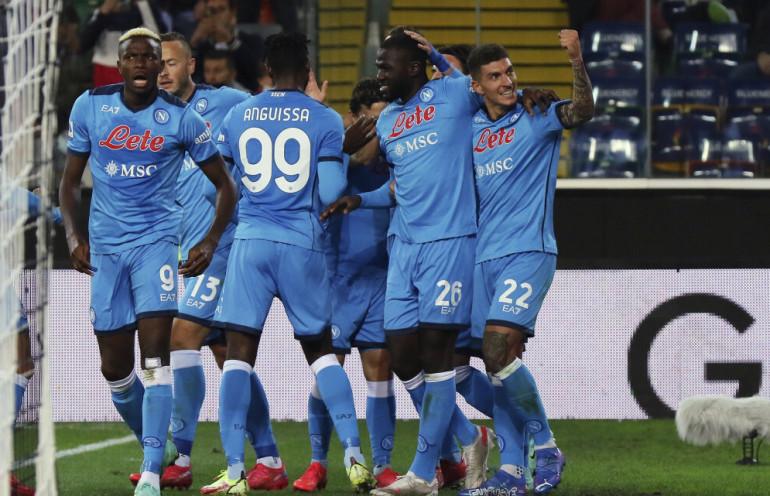 Napoli o klasę lepsze od Udinese, Zieliński wszedł z ławki