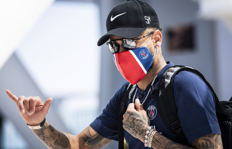 neymar psg covic