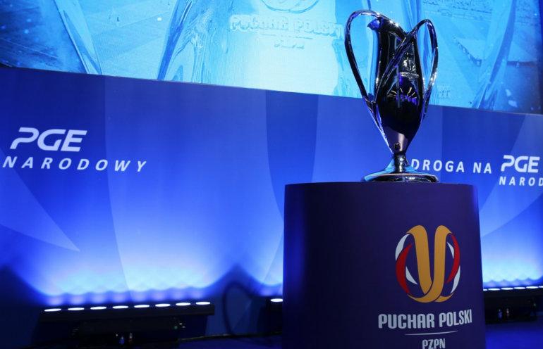 Pary 1/8 finału Pucharu Polski