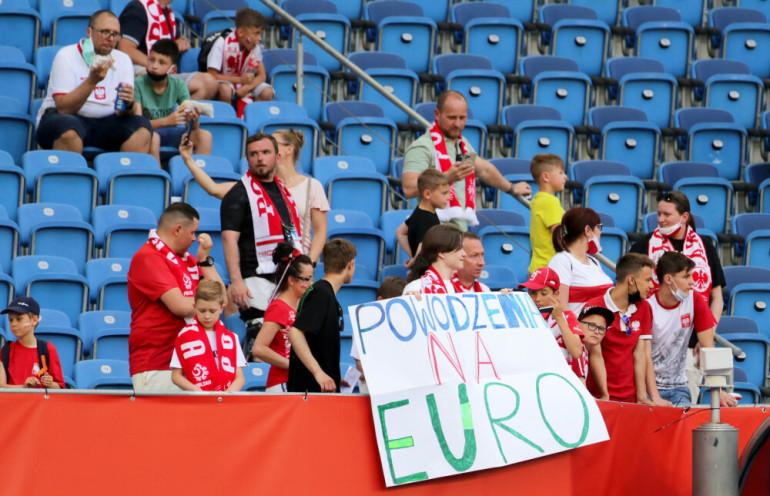 polska islandia kibice
