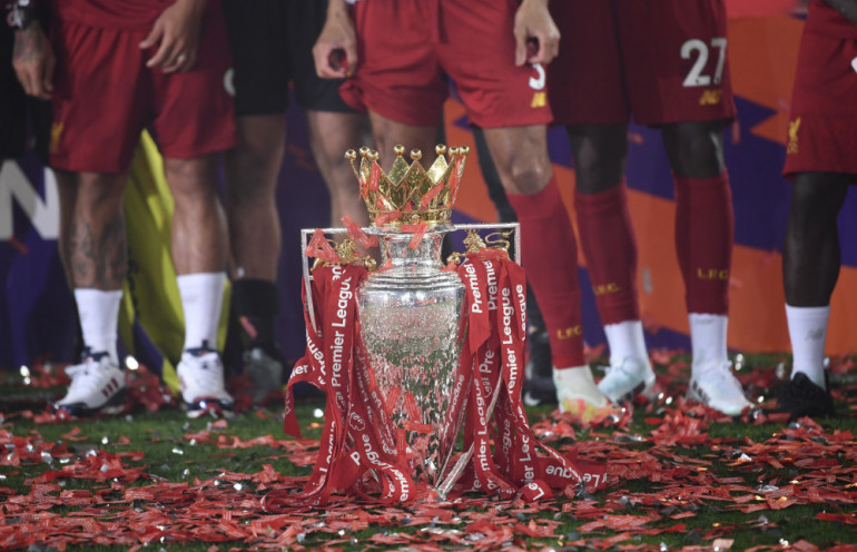 premier league tytuł