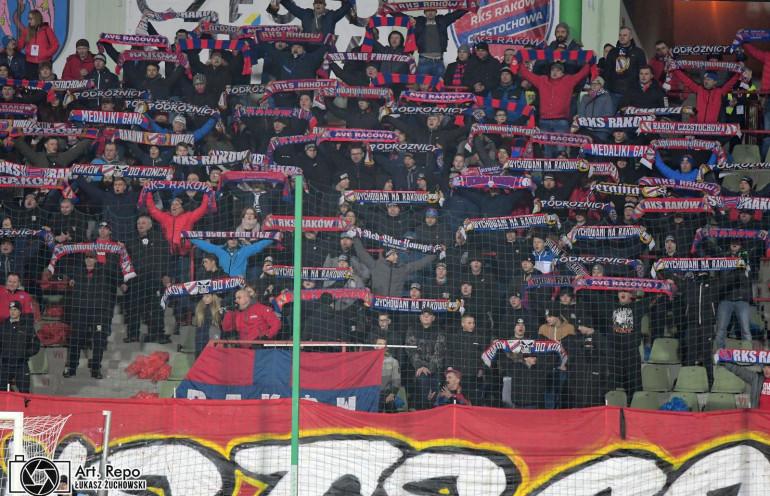 Raków Częstochowa - Legia Warszawa 2020-02-15