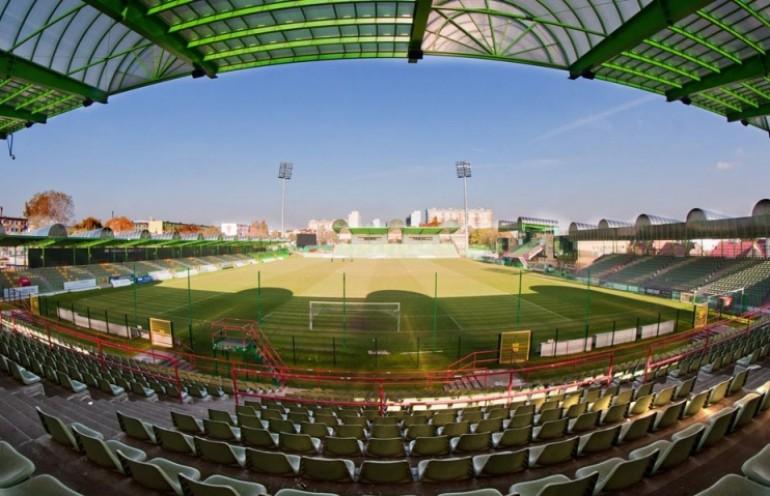 Stadion GKS-u Bełchatów