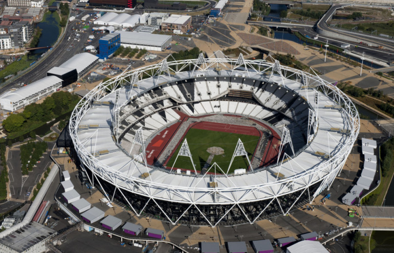 stadion olimpijski londyn