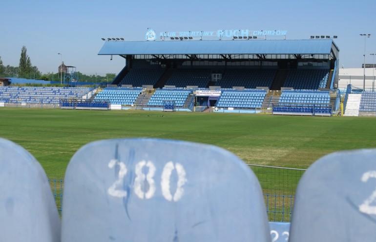Stadion Ruchu Chorzów