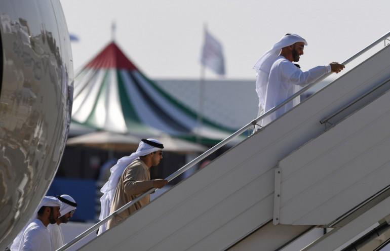 szejk Mansour bin Zayed