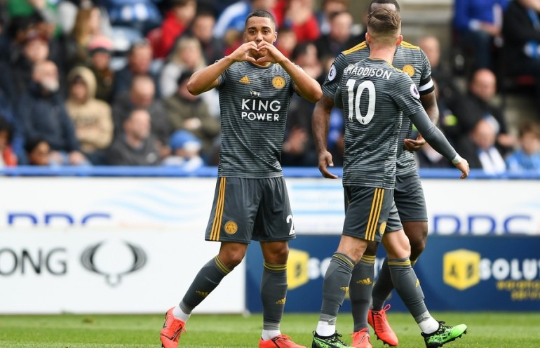 Tielemans Leicester City