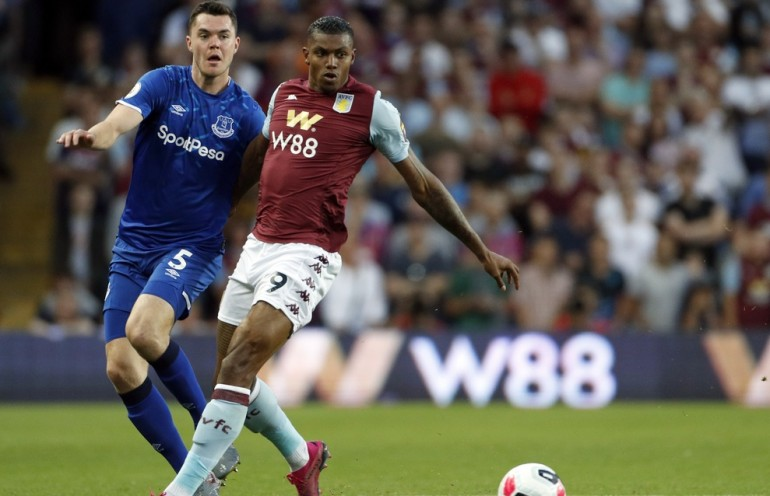 Wesley Aston Villa