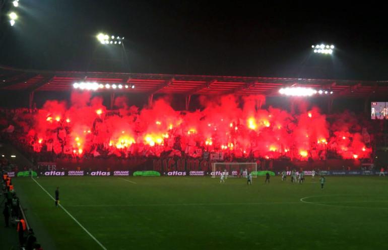 Widzew Łódź - Legia Warszawa 2019-10-30