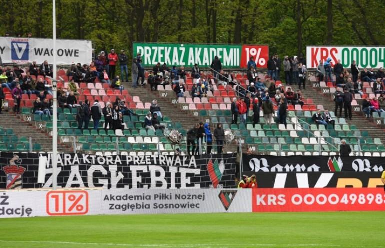 Zagłębie Sosnowiec - Śląsk Wrocław