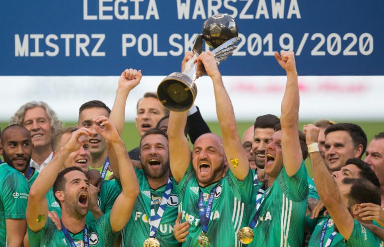 Zakończył się sezon 2019/2020 w polskiej Ekstraklasie