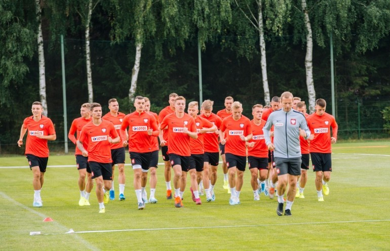 Zgrupowanie piłkarskiej Reprezentacji Polski U-21